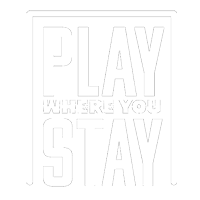Play Where You Stay Logo